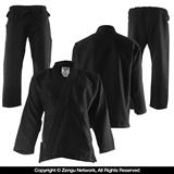 93 Brand Standard Issue Black Jiu Jitsu Gi